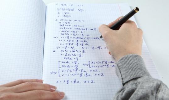 Как найти тангенс угла наклона касательной