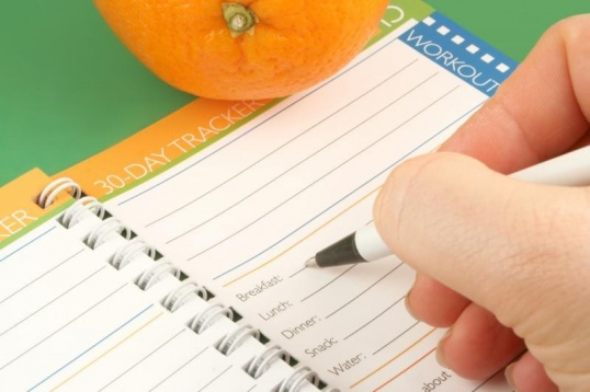 Как вести дневник ребенка