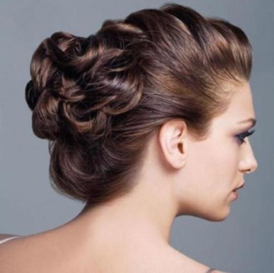 Причёски на средние волосы на каждый день своими руками поэтапно фото