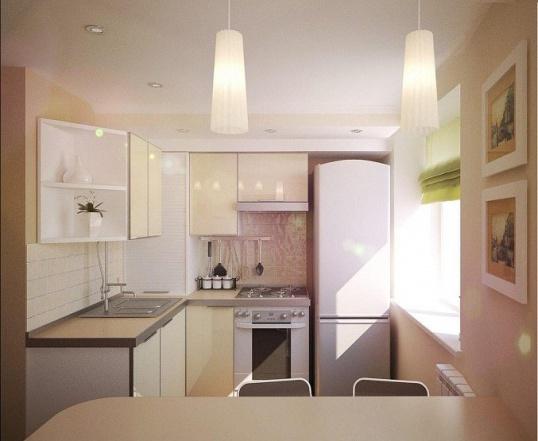 Специфика проведения ремонта на кухне
