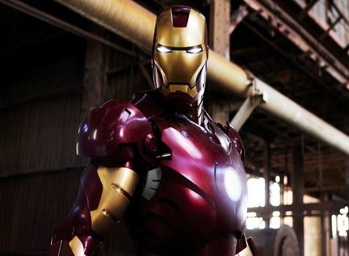 Как сделать железный костюм Мастер-класс
