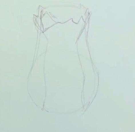 Вопрос нарисовать розу поэтапно Рисование