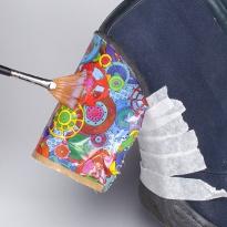 Как отреставрировать каблуки Hand-made