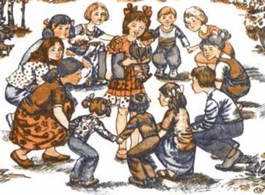Вопрос проводить игру «Каравай» на детском дне рождения Хобби и развлечения Другое