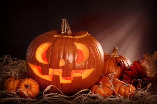 Как сделать тыкву на Хэллоуин Hand-made