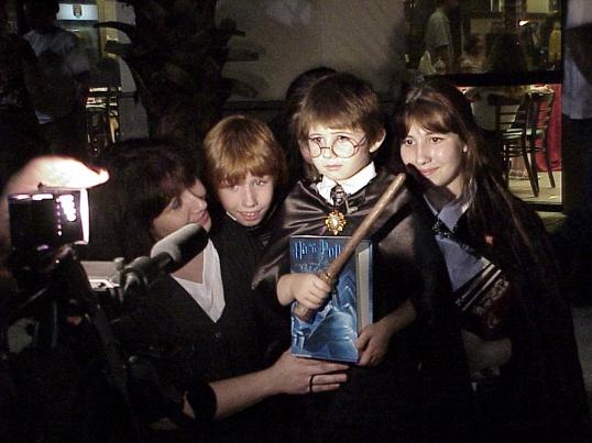 БУДУТ ли снимать продолжение Гарри Поттера Кино