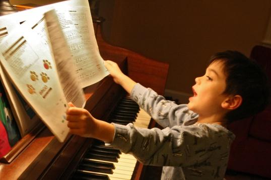 Как учить ребенка музыке Музыка