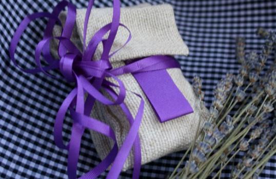 СУШЕНАЯ лаванда: саше из трав своими руками Hand-made