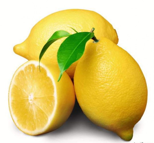 лимон от пигментных пятен на спине