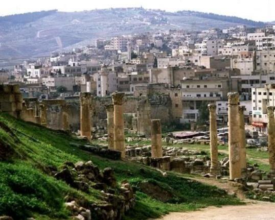 Достопримечательности Иордании