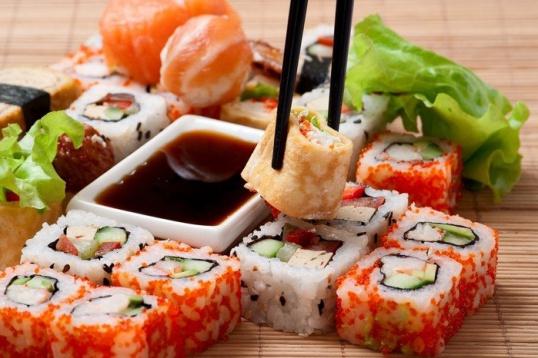 Как выбрать доставку суши в интернете