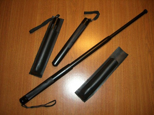 Телескопические дубинки ESP