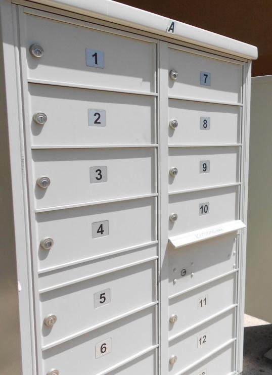 Как защитить почтовый ящик в подъезде