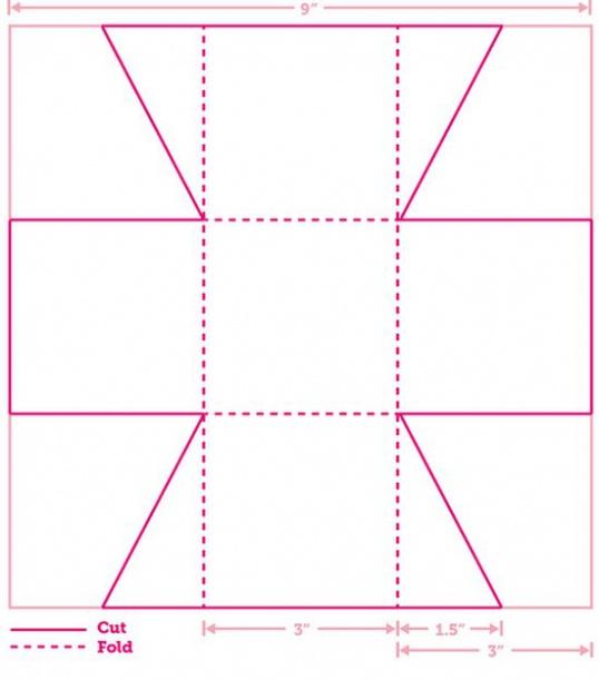 Вопрос сделать коробочку из фетра Hand-made