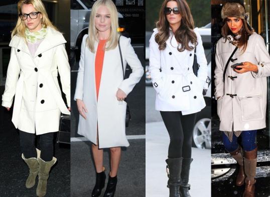 Классическое короткое пальто будет смотреться особенно стильно, если будет окрашено в чёрный, серый или бежевый цвет, а поклонницам мини-пальто в стиле