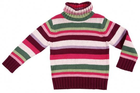 Как связать свитер без схемы Мастер-класс