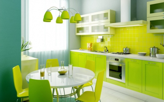 Как обновить шкаф на кухне