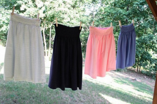 Как сшить юбку для беременной Мастер-класс