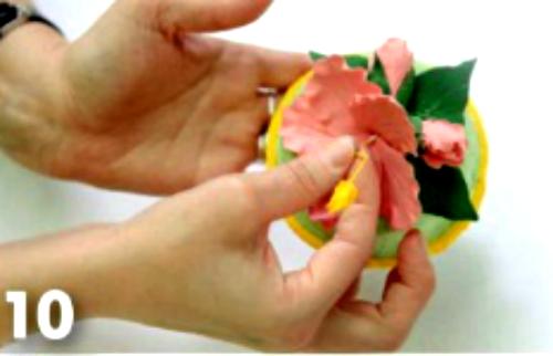 Как задекорировать музыкальную игрушку Мастер-класс