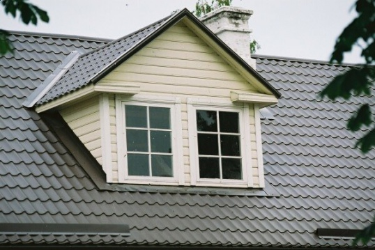 Покрыть крышу своими руками