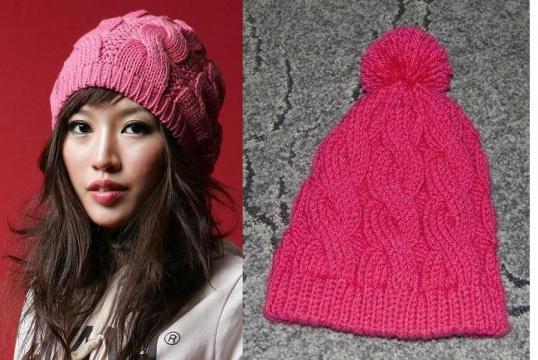 СОВЕТЫ новичкам: с чего начать вязание шапок для женщин спицами Мастер-класс