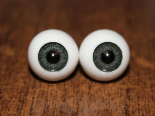ИЗ чего можно сделать глазки для самодельных кукол  Мастер-класс
