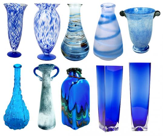Как сделать вазу из бутылки Мастер-класс