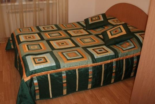Как сшить покрывало на большую кровать Мастер-класс