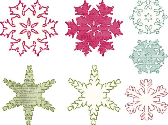 Вопрос сделать бумажную снежинку  Мастер-класс