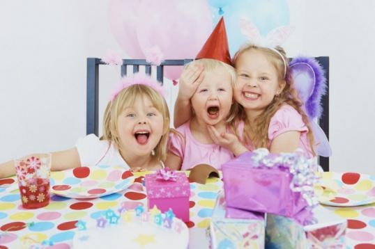 Приглашения на день рождение ребенка