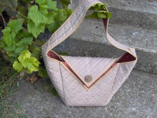 Как легко сшить сумку Мастер-класс