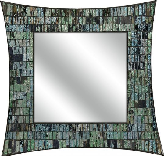 Как украсить зеркало своими руками Мастер-класс