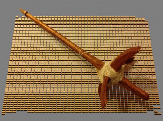 Как сделать турецкое веретено своими руками Hand-made