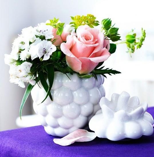 Вопрос сделать вазу из соленого теста Мастер-класс