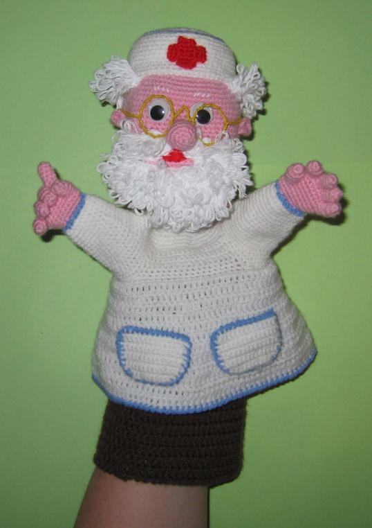 Связать кукольный театр-перчатки своими руками