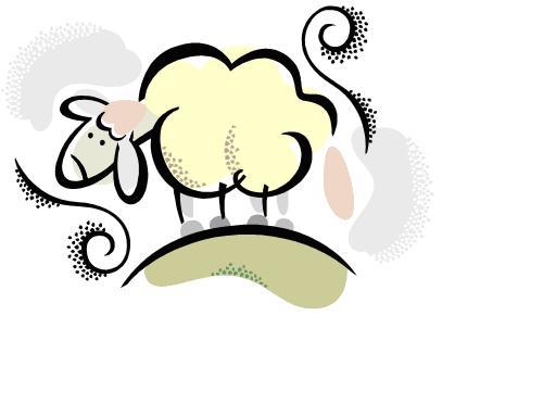 КАК нарисовать овечку :: Рисование :: KakProsto.ru: как просто сделать всё