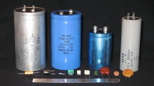 Картинка по теме - как измерить емкость конденсатора мультиметром