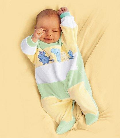 Сшить одело для новорожденного 187