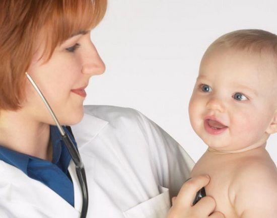 Бронхиальная астма у новорожденных