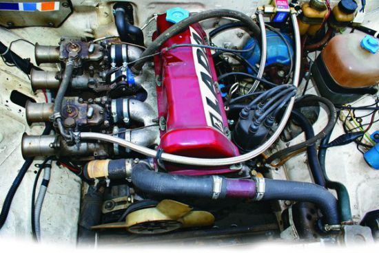 Ваз 2107 тюнинг двигателя своими руками инжектор 17