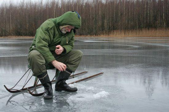 На скорую руку на рыбалке