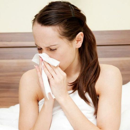 Как избавиться от заложенности носа у беременных 95