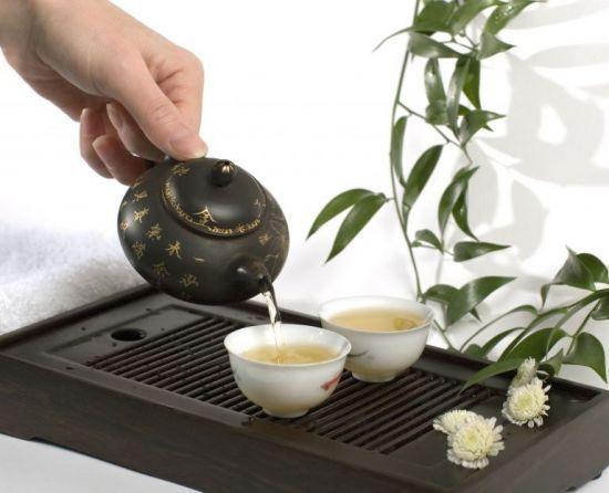 запах белого чая