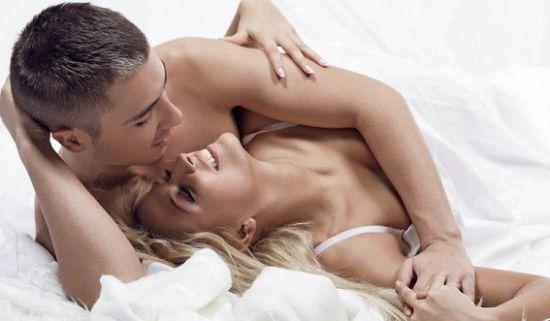 прекрасный секс с женой
