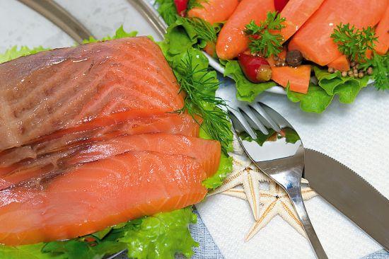 Как засолить рыбу в домашних условиях лосось 960