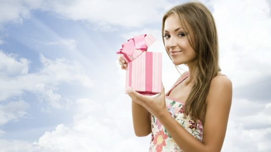 Подарок молодой девушки 47