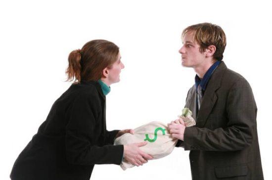 Гражданский развод как делится имущество