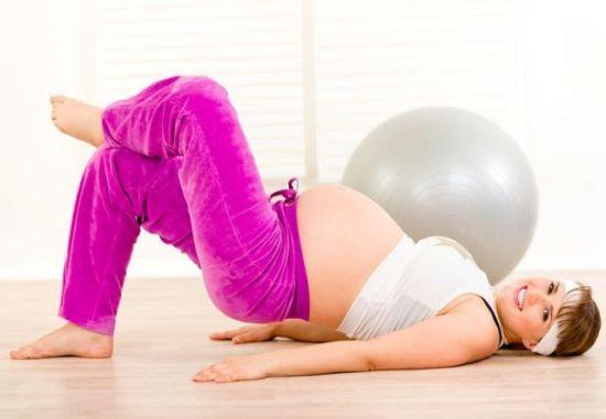 Как снять напряжение с ног беременной 72