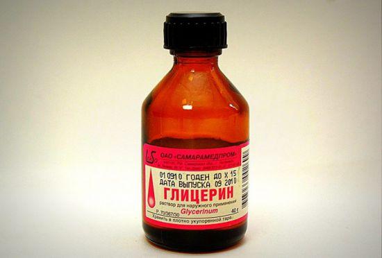 глицерин применяют в парфюмерии и медицине