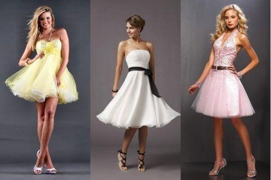 Как самому сшить платье на выпускной 16